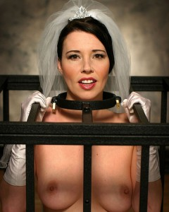 Anastasia Pierce - Bondage Bride