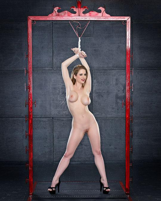 Emily Addison - Rope Bondage