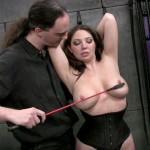 BDSM Breast Torment