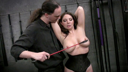 BDSM Breast Torment