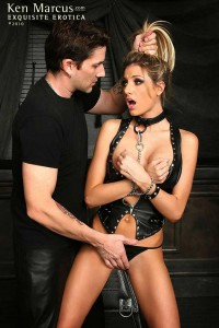 D/s submissive Teagan Presley