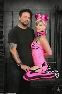 Master Liam and Slave Tasia